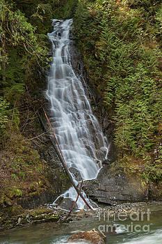 Falls Beside by Rod Wiens
