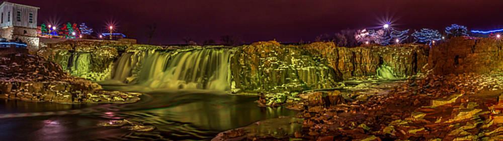 Falls Park by Justin Schmidt