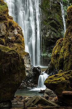Rick Strobaugh - Falls through the Rocks
