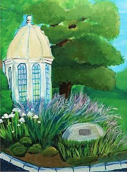 Falmouth Village Cupola by Romani Berlekov