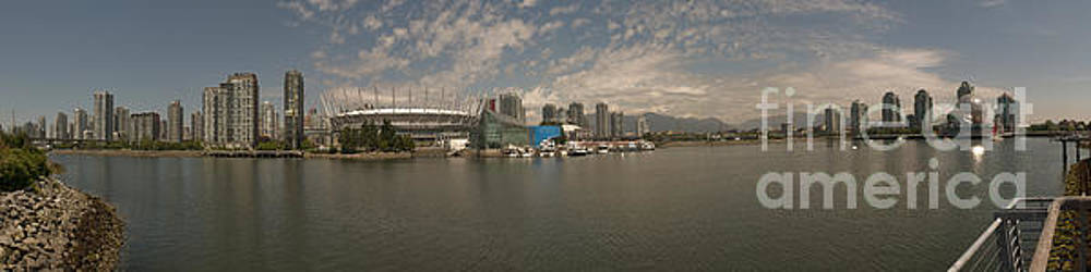 Rod Wiens - False Creek Panorama