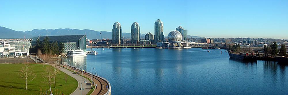 R J Ruppenthal - False Creek Vancouver BC