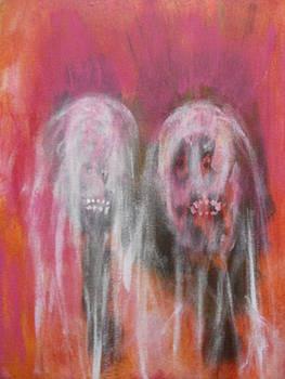 False Face by Randall Ciotti