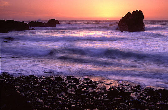 False Klamath Cove by Eric Foltz