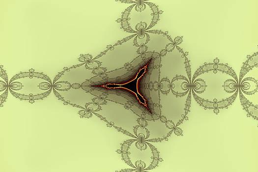 False Tricorn Byways No. 11 by Mark Eggleston