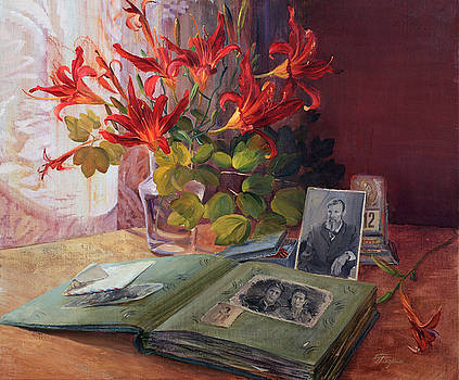 Family album by Galina Gladkaya