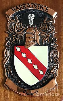 Family Crest by Sherry Harradence