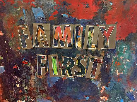 Family First by Randi Schultz