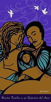 Family Is A Sanctuary by Shiloh Sophia McCloud