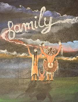 Family by Mickey Patrick