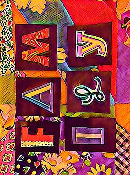 Family Quilt by Patricia Rex