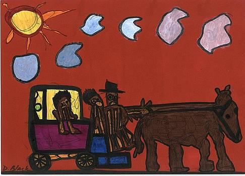 Family Transport by Darrell Black