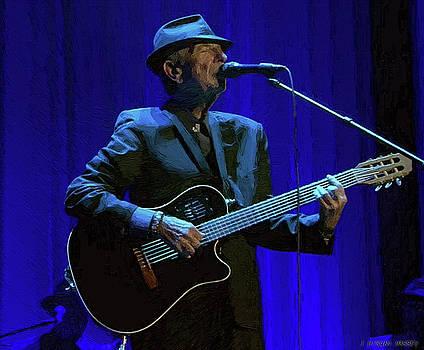Famous Blue Raincoat - Leonard Cohen by J Morgan Massey