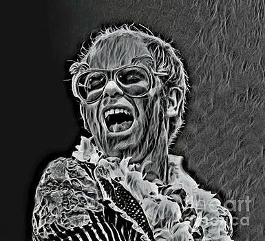 Famous Elton John by Pd