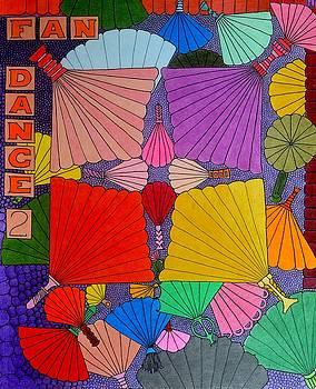 Fan Dance 2 by Gregory Carrico