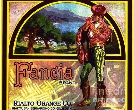Peter Gumaer Ogden - Fancia Matador California Oranges