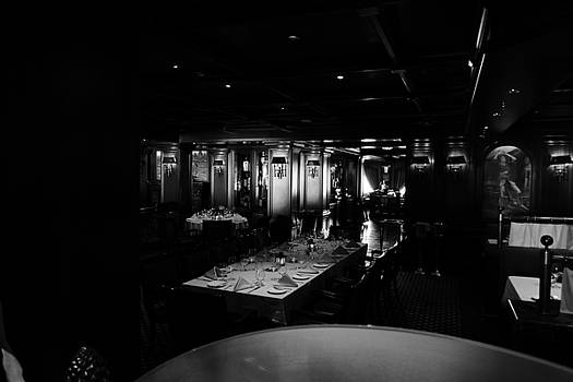 Fancy Dining by Lawrence Birk