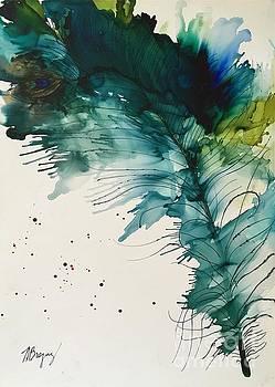Fancy Feather by Marcia Breznay
