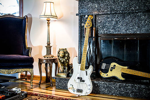 Fancy Fender by Robert J Caputo