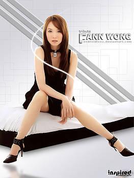 Fann Wong by Samuel Adi
