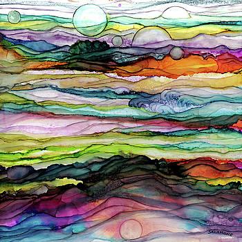 Fantascape by Brenda Salamone