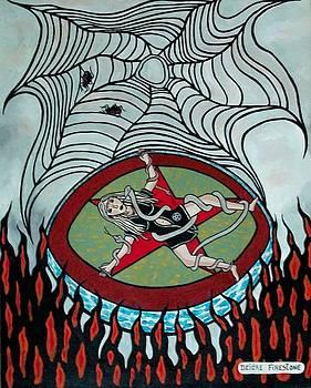 Fantasies of Black Mamba and Me by Deidre Firestone
