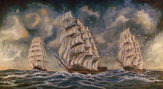 Fantastic Voyage  by Amos Ochieno