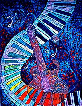 Rizwana Mundewadi - Fantastical Guitar