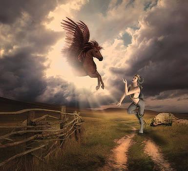 Fantasy Creatures 1 by Solomon Barroa