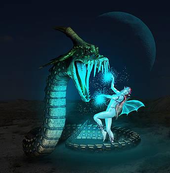 Fantasy Creatures 2 by Solomon Barroa