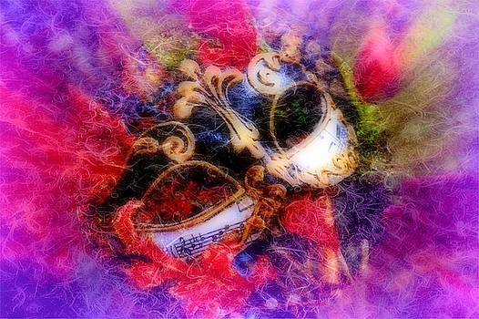 Fantasy Eyes by Amanda Eberly-Kudamik