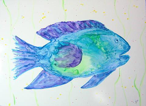 Fantasy Fish by Nancy Nuce