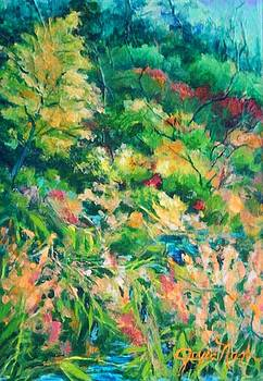 Fantasy Garden by Joyce Nash