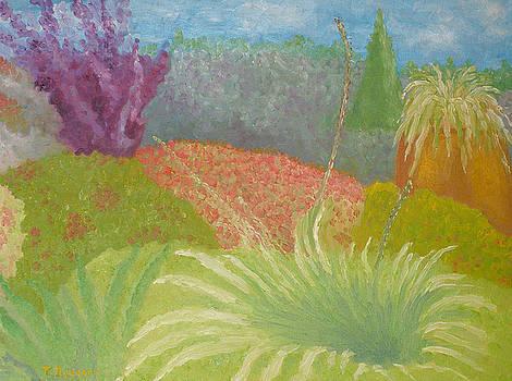 Fantasy Garden by Thi Nguyen