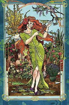 Fantasy Gardening by Robin Birrell