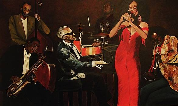 Fantasy Jazz by Kim Selig