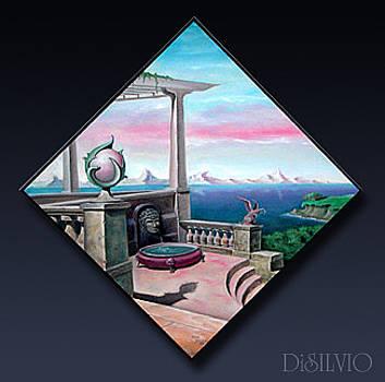 Fantasy Terrace by Rich DiSilvio
