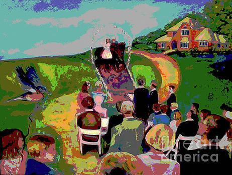 Fantasy Wedding by Karen Francis