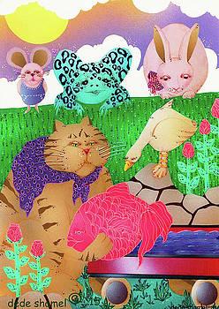 Fantasy with Friends by Dede Shamel Davalos