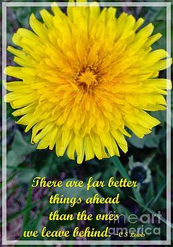 Barbara Griffin - Far Better Things Ahead