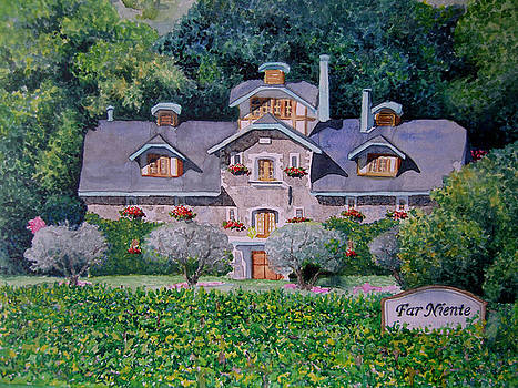 Far Niente Winery by Gail Chandler