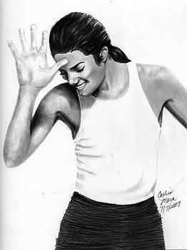 Farewell Dear Michael by Carliss Mora