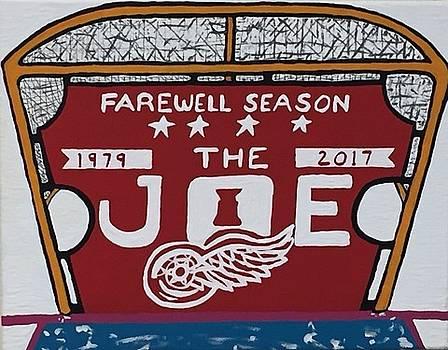 Farewell Season Detroit Red Wings The Joe by Jonathon Hansen