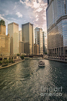 Farewell to summer in Chicago by Linda Matlow