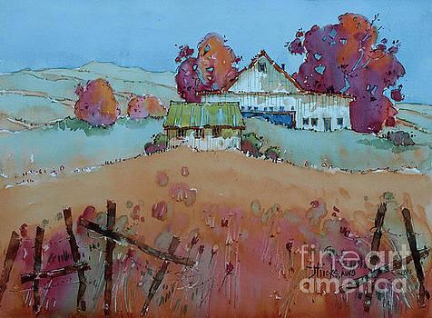 Farm Charm by Joyce Hicks
