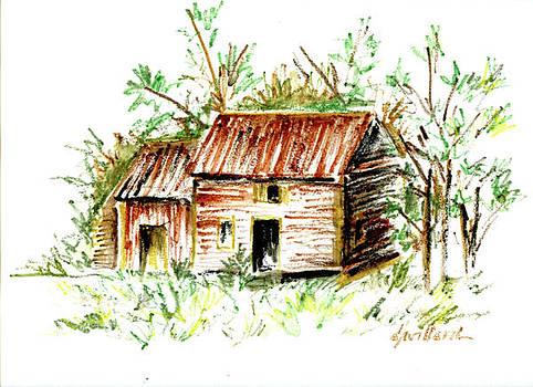 Farm Cottage by Deborah Willard