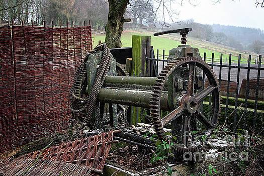 Farm Equipment  by Doc Braham