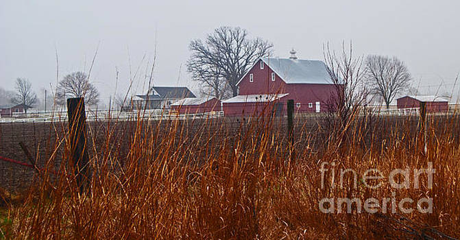 George D Gordon III - Farm House