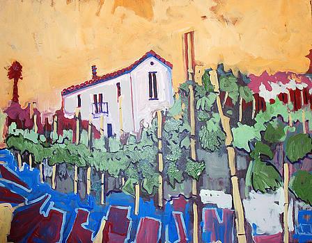 Farm House by Kurt Hausmann