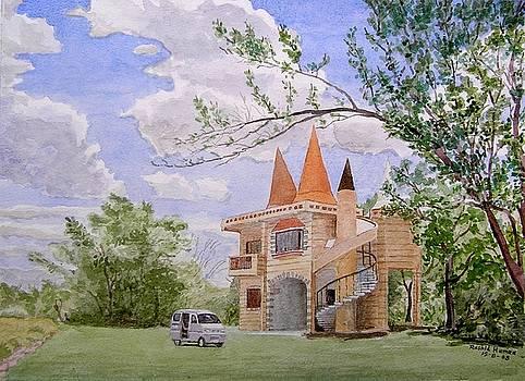 Farm House by Rashid Hamza